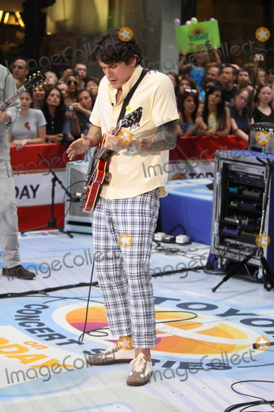 John Mayer Photo - John Mayer John Mayer Performs on Nbcs Today Show Toyota Concert Series at Rockefeller Plaza in New York City on 07-23-2010 Photo by John Barrett-Globe Photos Inc