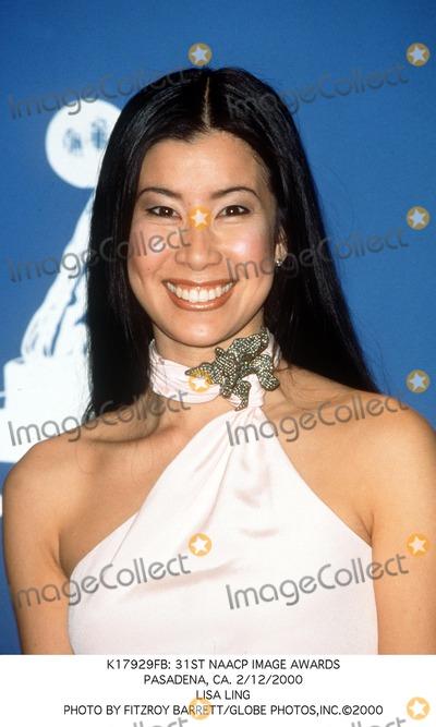 Lisa Ling Photo 31st Naacp Image Awards Pasadena Ca 2122000 By Fitzroy