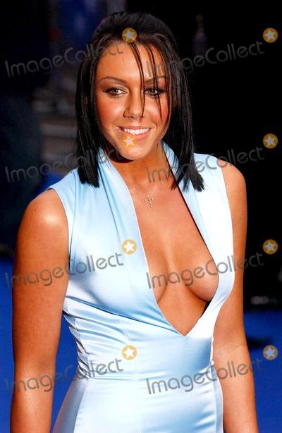 Anna Paquin Photo - Paul HennessyglobelinkukGlobe Photos Inc K30194 04242003 Michelle Heaton X Men 2 - Uk Premiere Odeon West End London
