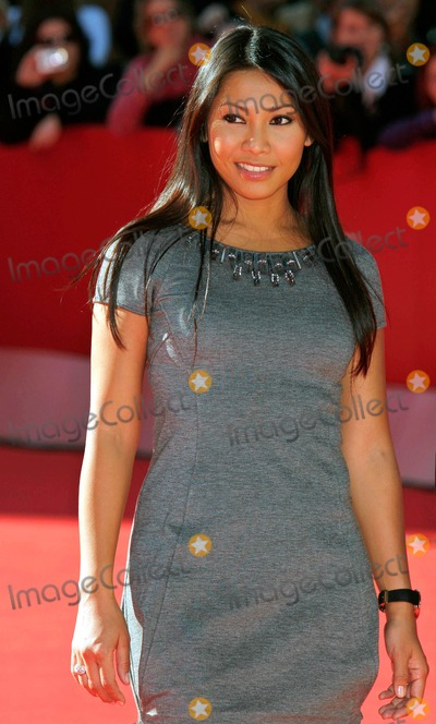 Anggun Photo - Arrives at the Ambassador Fao Event at the 4th Rome International Film Festival at Auditorium Parco Della Musica in Rome Italy 10-16-2009 Photo by Kurt Kreiger-allstar-Globe Photos Inc Annggun