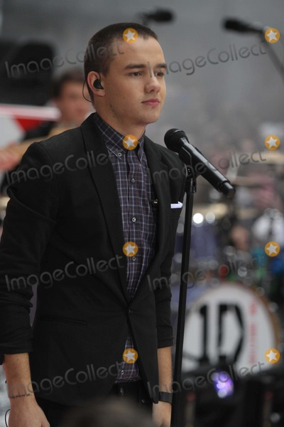 Liam Payne Photo - Liam Payne of One Direction Concert at NBC Today Show at Rockefeller Plaza Photo by John BarrettGlobe Photos
