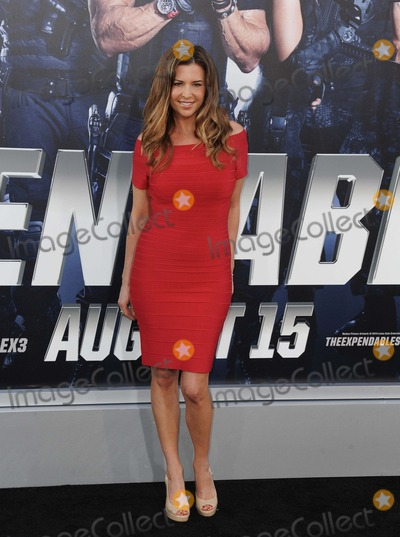 Ashley Cusato Photo - Ashley Cusato attending the Los Angeles Premiere of  the Expendables 3 Held at the Tcl Chinese Theatre in Hollywood California on August 11 2014 Photo by D Long- Globe Photos Inc