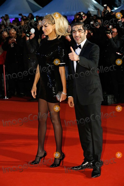Adriana Karembeu Photo - Adriana Karembeu (Adriana Sklenarikova) 15th Nrj Awards Cannes France December 14 2013 Roger Harvey Photo by Roger Harvey - Globe Photos Inc