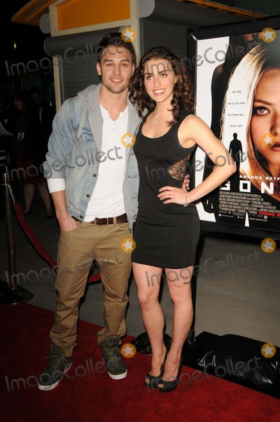 Kathryn McCormick Photo - Ryan Guzman Kathryn Mccormick attending the Los Angeles Premiere of Gone Held at the Arclight Theater in Hollywood California on 22112 Photo by D Long- Globe Photos Inc