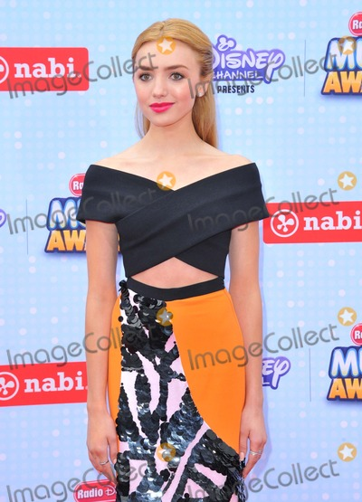 Peyton List Photo - Peyton List attending the 2015 Radio Disney Music Awards Held at the Nokia Theatre in Los Angeles California on April 25 2015 Photo by D Long- Globe Photos Inc