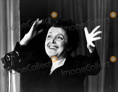 Edith Piaf Photo - Edith Piaf Photo by Agence DalmasGlobe Photos Inc