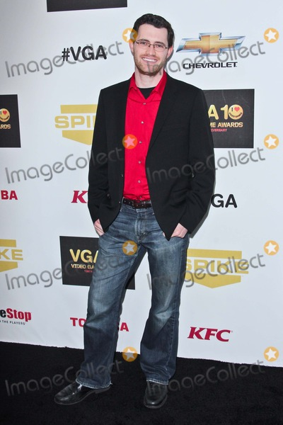 Austin Wintory Photo - Austin Wintory attends Spikes 10th Annual Video Game Awards on 7th December 2012 at Sony Pictures Studios Culver Citycausaphoto TleopoldGlobephotos