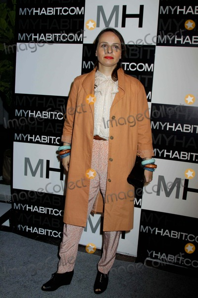 Alice Ritter Photo - myhabitcom launch-amazons New Fashion websiteskylight West Studios nycmay 18 2011photos by Sonia Moskowitz Globe Photos Inc 2011alice Ritter