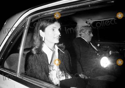 Jacqueline Kennedy Onassis Photo - Jacqueline Kennedy Onassis Photo Bytony GryllaGlobe Photos Inc 1974 Jacquelinekennedyonassisretro