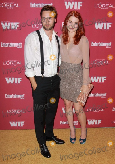 Alex Breckenridge Photo - Ryan Eggold Alex Breckenridge the 2011 Entertainment Weekly and Women in Film Pre-emmy Party Sponsored by Loreal Held at T Boa Steakhouse Beverly Hills CA September 16 - 2011 Photo TleopoldGlobephotos