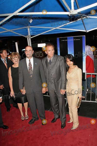 Alice Kim Photo - New York City Premiere of World Trade Center Ziegfeld--nyc-080306 Nicolas Cage Alice Kim Photo by John B Zissel-ipol-Globe Photos Inc 2006