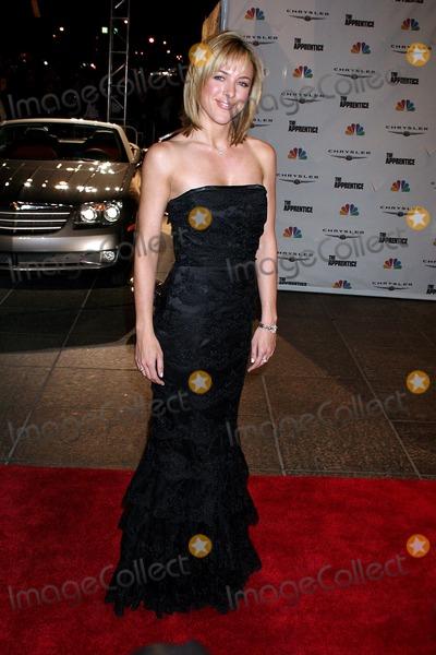 Amelia Henry Photo - the Apprentice After Party For the Final Episode and the Chosen Winner Trump Tower 725 5th Ave New York City Photo Rick Mackler  Rangefinders  Globe Photos Inc 2004 Amelia Henry