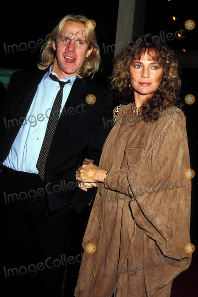 Alexander Godunov Photo - Jacqueline Bisset and Alexander Godunov Photo by Phil Roach-ipol-Globe Photos