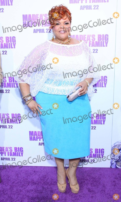 Tamela Mann Photo - Tamela Mann Tyler Perrys Madeas Big Happy Family Held at the the Dome at Arclight Hollywood CA April 19 - 2011 Photo TleopoldGlobephotos