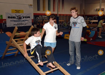 Alex Black Photo - Child Stars Help Children Event Sponsored by Big Fun Therapy and Recreational Services at Josephson Academy of Gymnastics in Culver City CA 08-08-2007 Image Alex Black Photo by Scott Kirkland-Globe Photos 2007 K54100sk
