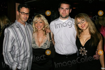 Ashley Peldon Photo - Jennifer Blanc-biehns Kareoke Birthday Party Amagis Hollywood CA 042109 Brad Sandler Courtney Peldon Steve Hurdle and Ashley Peldon Photo Clinton H Wallace-photomundo-Globe Photos Inc