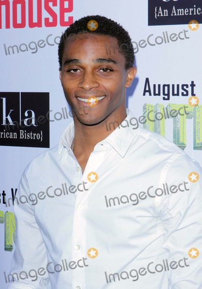 August Wilson Photo - Blake Young-fountain attends Opening Night of August Wilsons Jitney on the 24th June 2012 the Pasadena Playhouse Pasadena causaphoto TleopoldGlobephotos