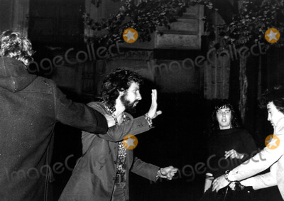 Cat Stevens Photo - Cat Stevens (Yusuf Islam) Fighting with Italian Photographers in Rome Supplied by Globe Photos Inc