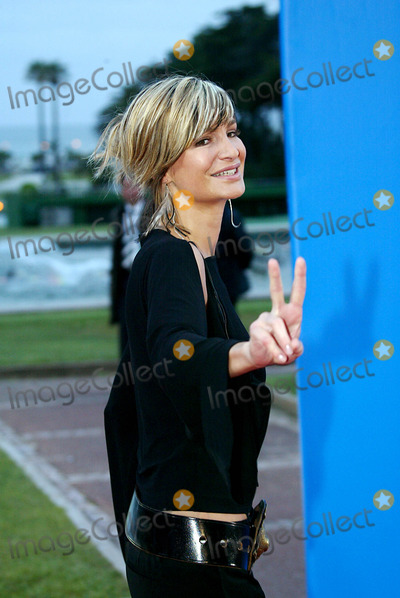 Alexandra Kamp Photo - Alexandra Kamp Laureus Spirit of Sport Dinner Estoril Casino Estoril Portugal 592004 Photo by Alec MichaelGlobe Photos Inc 2004