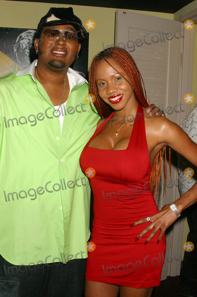 All 4 One Photo - I8623CHWJAMIE JONES OF ALL-4-ONE DEBUTS HIS SOLO ALBUM WITH A HOLLYWOOD GALA HOSTED BY NATALIE RAITANO-RADIO COVERAGE BY KIISFM  HOT 92 BB KINGS UNIVERSAL CITY CA04282004PHOTO BY CLINTON H WALLACEIPOLGLOBE PHOTOS INC 2004JAMIE JONES AND NAHTASHA BUDHI