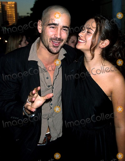 Amelia Warner Photo - Sd0814 American Outlaws Blazing Premiere at the Village Theatre in Westwood CA Colin Farrell_wife Amelia Warner Photo Byed GellerGlobe Photos Inc
