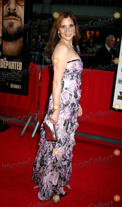 Nellie Sciutto Photo - Premiere of the Departed at the Ziegfeld Theatre in New York City on 09-26-2006 Photo by Sonia Moskowitz-Globe Photosinc Nellie Sciutto
