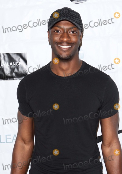 Aldis Hodges Photo - May 2010 Santa Monicacalifornia - Aldis Hodge E Leagues Celebrity Basketball Exclusive Playoff Held Crossroads School Photo Credit TleopoldGlobephotos