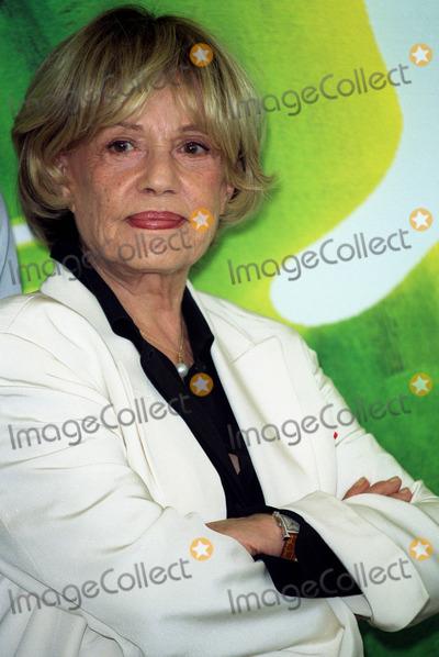 Jeanne Moreau Photo - Jeanne Moreau Actress Ly Venice Film Festival 2001 Ita 08092001 Bk84f9c Credit AllstarGlobe Photos Inc