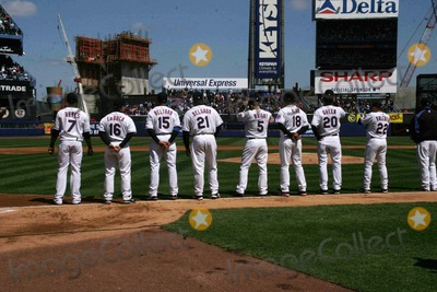 Photos And Pictures Opening Day At Shea Stadium Mets Vs