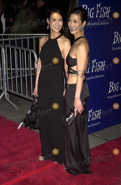 Arlene Tai Photo - Big Fish Premiere at the Ziegfeld Theatre New York City 12042003 Photo John Krondes Globe Photos Inc 2003 Ada Tai and Arlene Tai