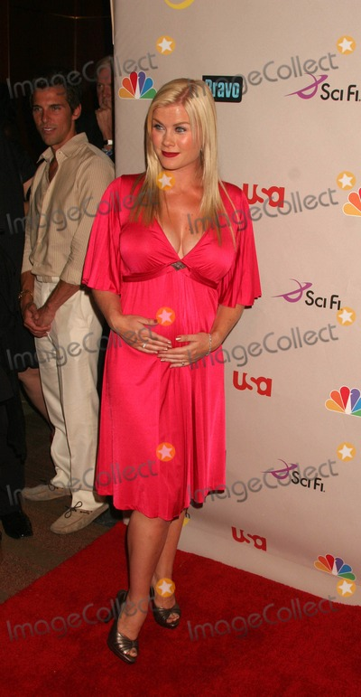 Allison Sweeney Photo - NBC 2008 Press Tour  All-star Party Beverly Hilton Hotel Beverly Hills California 07-20-2008 Allison Sweeney Photo Clinton H Wallace-photomundo-Globe Photos Inc