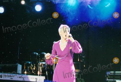 ANNIE LENOX Photo - Clive Davis Pre Grammy Party Beverly Hills California 02082004 Photo by Marty IsraelGlobe Photos Inc 2004 Annie Lenox