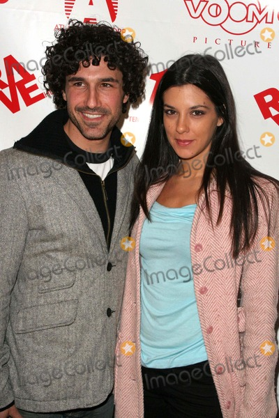 Ethan Zohn Photo - Meatloaf in Search of Paradise Premiere at the Ifc Center - New York City Ifc Center-nyc-031208 Ethan Zohn Jenna Morasca Photo by John B Zissel-ipol-Globe Photos Inc2008