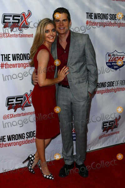 John Ducey Photo - Christina Moore and John Ducey Attend the Wrong Side of Right Los Angeles Premiere on July 14th-2015 at the Tcl Chinese Theatre in Los AngelescaliforniausaphotoleopoldGlobephotos