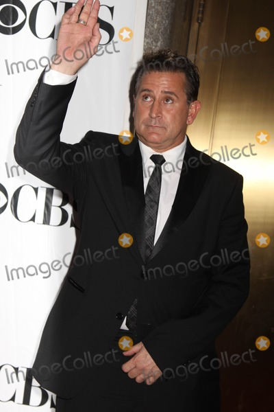 Anthony Lapaglia Photo - Annual Tony Awards Radio City Music Hall NYC Red Carpet Arrivals June 13 2010 Photos by Sonia Moskowitz Globe Photos Inc 2010 Anthony Lapaglia