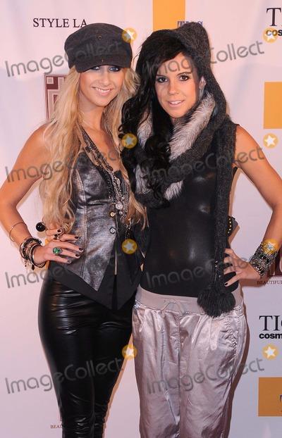 Alina Manou Photo - Style LA Celebrity Charity Fashion Show at Drais Hollywood in Hollywood CA 81111 Photo by Scott Kirkland-Globe Photos   2011 Alina Manou