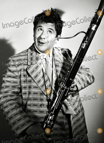 Buddy Hackett Photo - Buddy Hackett Photo by Bill KobrinGlobe Photos Inc Buddyhackettretro