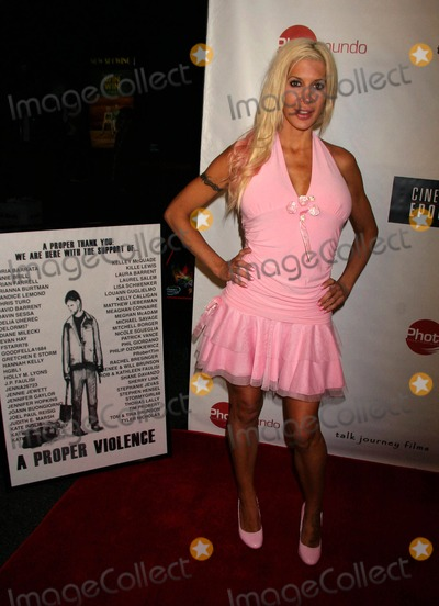 Angelique Morgan Photo - A Proper Violence Los Angeles Premiere  Culver Plaza Theatres  Culver City ca06-03-2011frenchy - Angelique Morgan     photo Clinton H wallace-photomundo-globe Photos Inc 2011