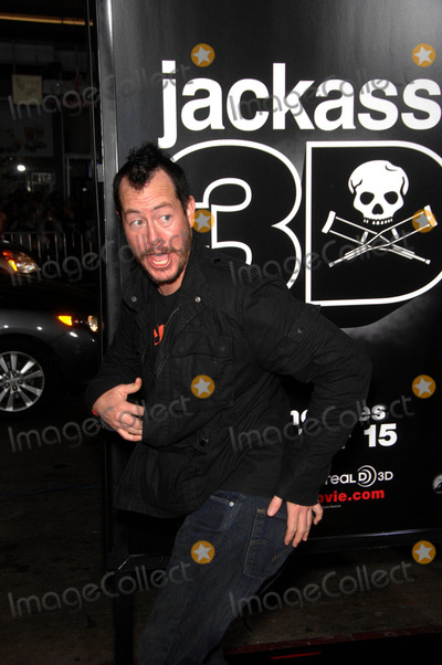 Ehren McGhehey Photo - Ehren Mcghehey During the Premiere of the New Movie From Paramount Picture and Mtv Films Jackass 3d Held at Graumans Chinese Theatre on 10-13-2010 in Los Angeles Ca Photo by Michael Germana - Globe Photos Inc