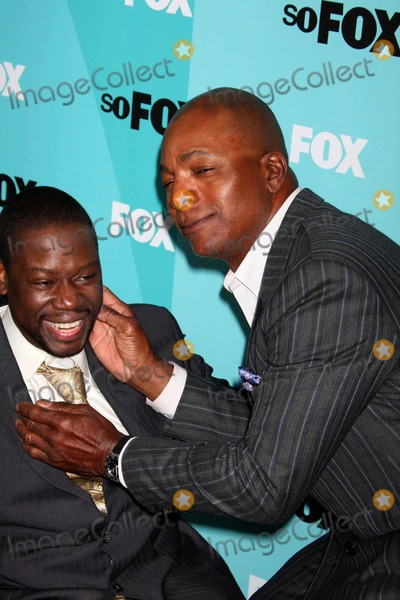 Carl Weathers Photo - Daryl Mitchellcarl Weathers Brothers Fox Announce The2009-2010 Programming Schedule Post Party Red Carpet with Foxs New and Returning Tatent at Wollman Rink in Central Park05-18-09 Photos by John Barrett-Globe Photosinc2009