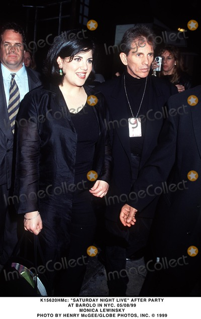 Monica Lewinsky Photo - Saturday Night Live After Party at Barolo in NYC 5899 Monica Lewinsky Photo by Henery Mcgee Globe Photos Inc