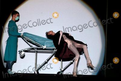 Alessandro De Benedetti Photo - Alessandro DE Benedetti Woman Collection Fall Winter 2005  Milan 02252004 Livio ValeriolapresseGlobe Photosinc