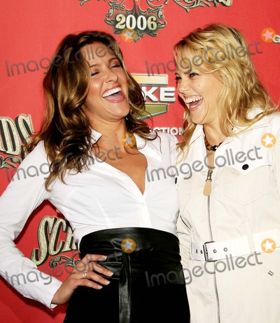 Jill Wagner Photo - Jill Wagner Jessica Gower - Spike Tvs Scream Awards 2006 - Pantages Theater Hollywood California - 10-07-2006 - Photo by Nina PrommerGlobe Photos Inc 2006