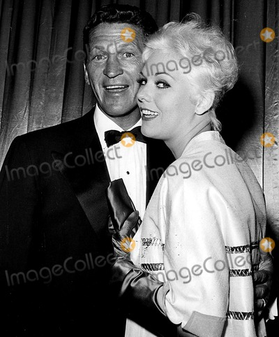 Kim Novak Photo - Kim Novak and Mack Krim Globe Photos Inc Kimnovakretro