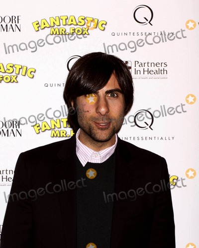 Fantastic Mr Fox Photo - Jason Schwartzman attends Premiere of Movie Fantastic Mr Fox Presented by Fox Searchlight Pictures at Bergdorf Goodman the Mens Store NYC 11-10-2009 Photo Credit Anthony G MooreGlobe Photos