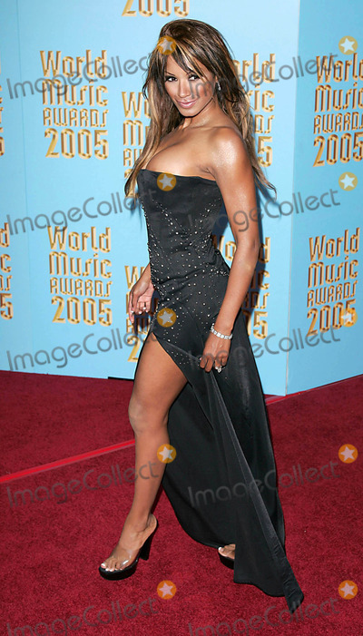 Traci Bingham Photo - 001568 World Music Awards 2005-kodak Theatre Hollywood Los Angeles USA 08-31-2005 Photo by Mark Chilton-globelinkuk-Globe Photos Traci Bingham