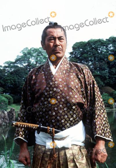 Toshiro Mifune Photo - Shogun Toshiro Mifune 1980 Herb BallGlobe Photos Inc
