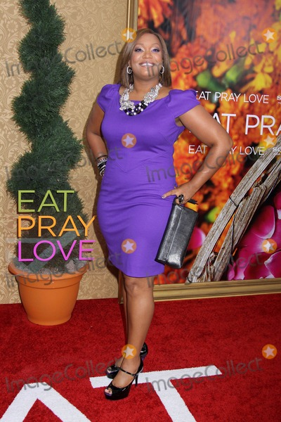 SUNNY ANDERSON Photo - Columbia Pictures Presents the World Premiere of Eat Pray Love the Ziegfeld Theater NYC 08-10-2010 Photos by Sonia Moskowitz Globe Photos Inc 2010 Sunny Anderson