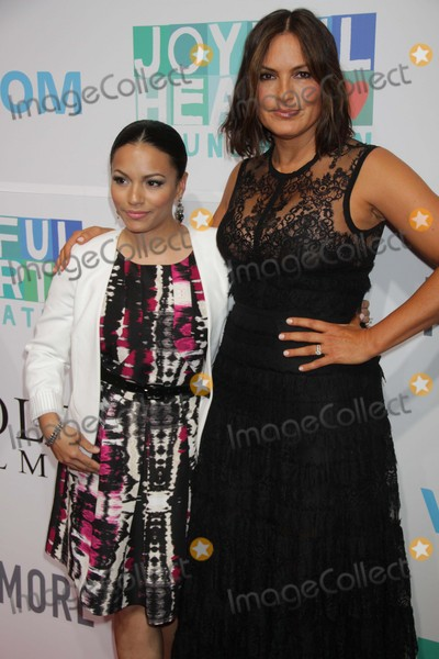 April Hernandez Photo - Mariska Hargitayapril Hernandez Castillo at Joyful Heart Foundation Gala at Spring Studio 5-6-2015 John BarrettGlobe Photos