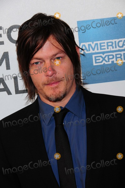 Norman Reedus Photo - Sunlight Jr Premiere Tribeca Performing Arts Center Ny4-20-2013 Photo by - Ken Babolcsay IpolGlobe Photo 2013 Norman Reedus